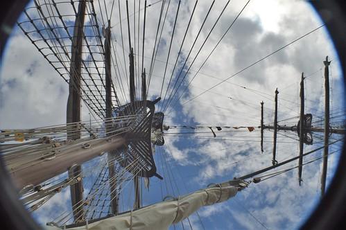 BAP Union (13) @ West India Dock 27-07-17