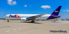 N148FE FedEx | Boeing 767-300F | Memphis International Airport