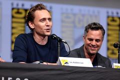 Tom Hiddleston & Mark Ruffalo