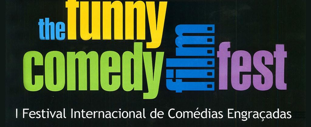 The Funny Comedy Film Fest - 1º Festival Internacional de Comédias Engraçadas