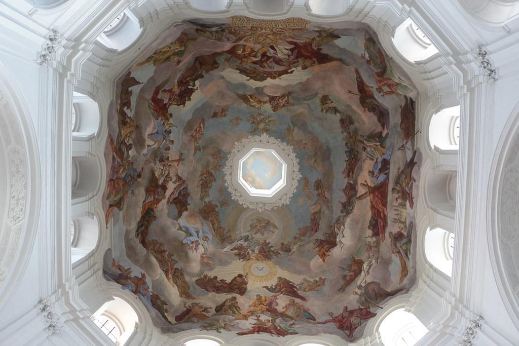 Basilica dei Santi Alessandro e Teodoro, Ottobeuren