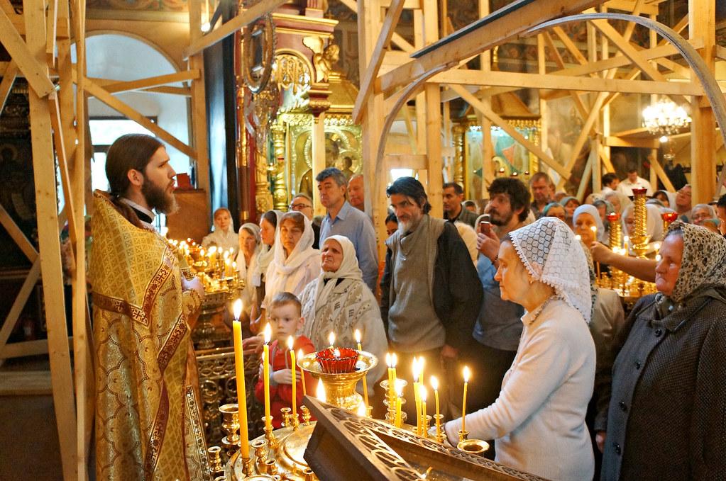 В Петропавловском благочинии почтили память первоверховных апостолов
