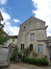 Rue de l'Église, Flavigny-sur-Ozerain - Photo of Gissey-sous-Flavigny