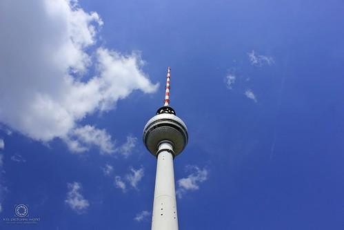 Grüße aus Berlin! ...... Ach nee ... --> Miniwelt Lichtenstein / Sachsen