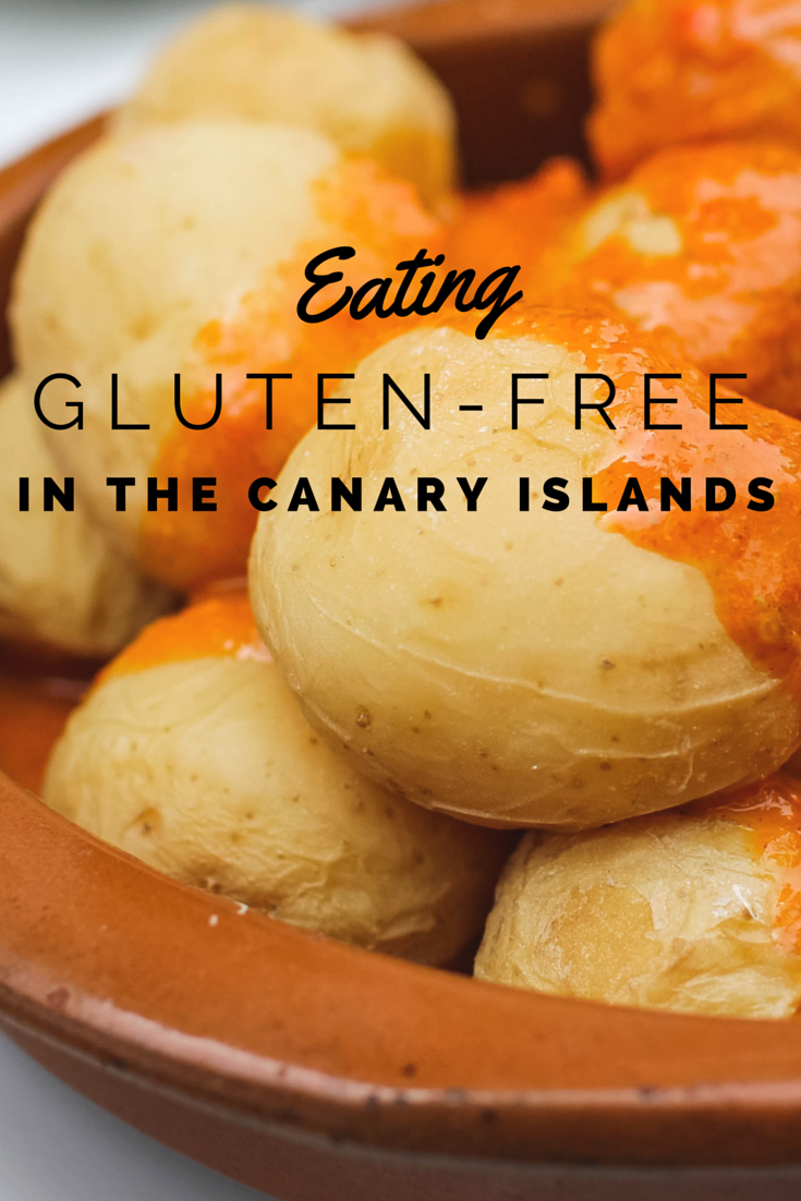 Eating Gluten-Free in the Canary Islands