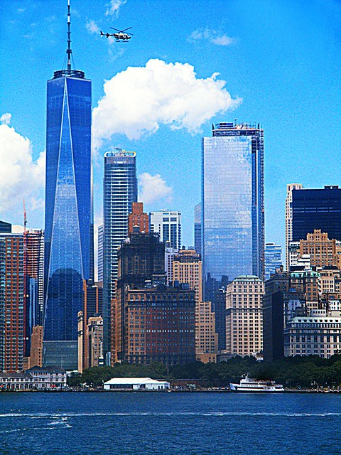 Manhattan vertical, Canon POWERSHOT ELPH 160