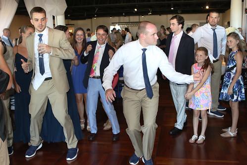 Brian Donovan & Bill Creamer Dancing