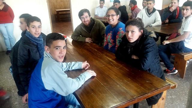 """Misión de los seminaristas en """"El Palomar"""""""