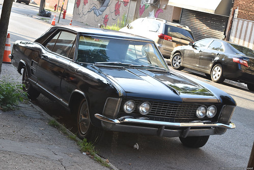 """Gotham"" (TV Series) Prop Car (1)"