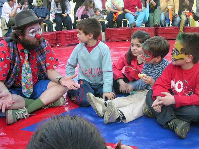 opopò clown a gioia