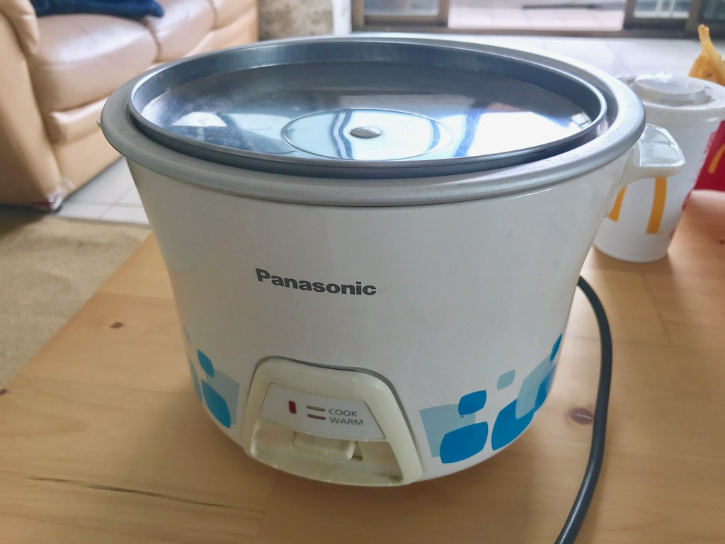 Panasonic Thailand Rice Cooker