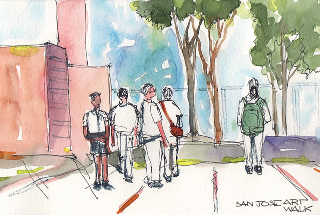 SJ Art Walk