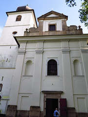 Martínkovice, Church of St. George and St. Martin