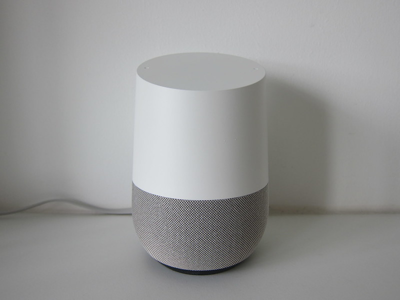 Google Home - Front