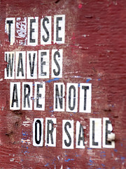 Not for sale or NO Surf Schools