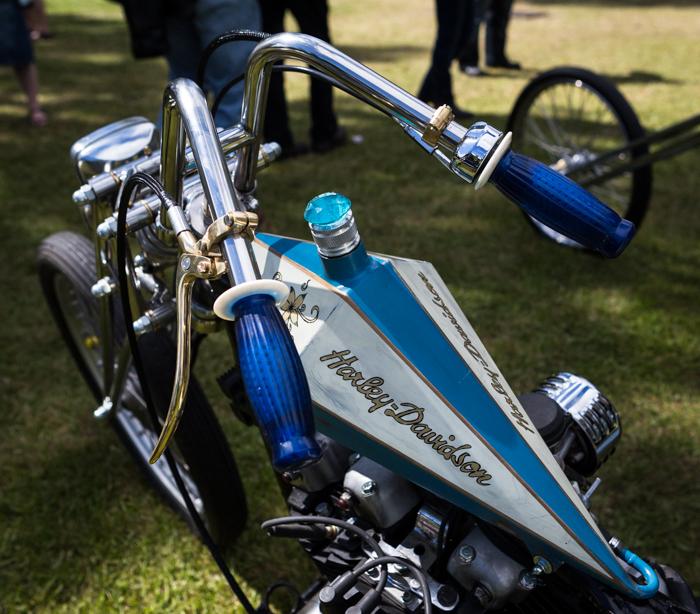Joutsa Chopper Show 2017 Harley Davidson erikoinen tankki HD  (1 of 1)