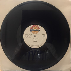 SASHAY:CHANGES(RECORD SIDE-A)