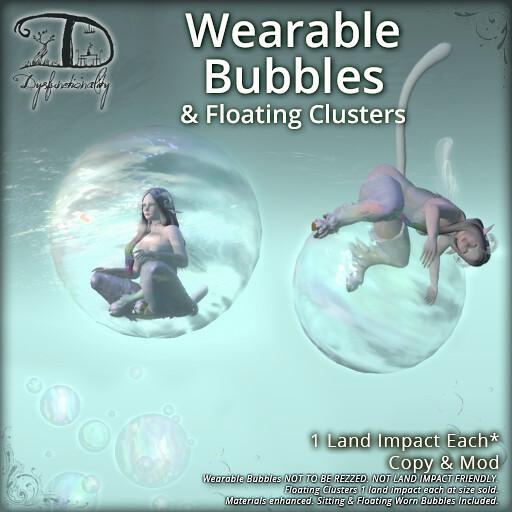 WearableBubbles - TeleportHub.com Live!