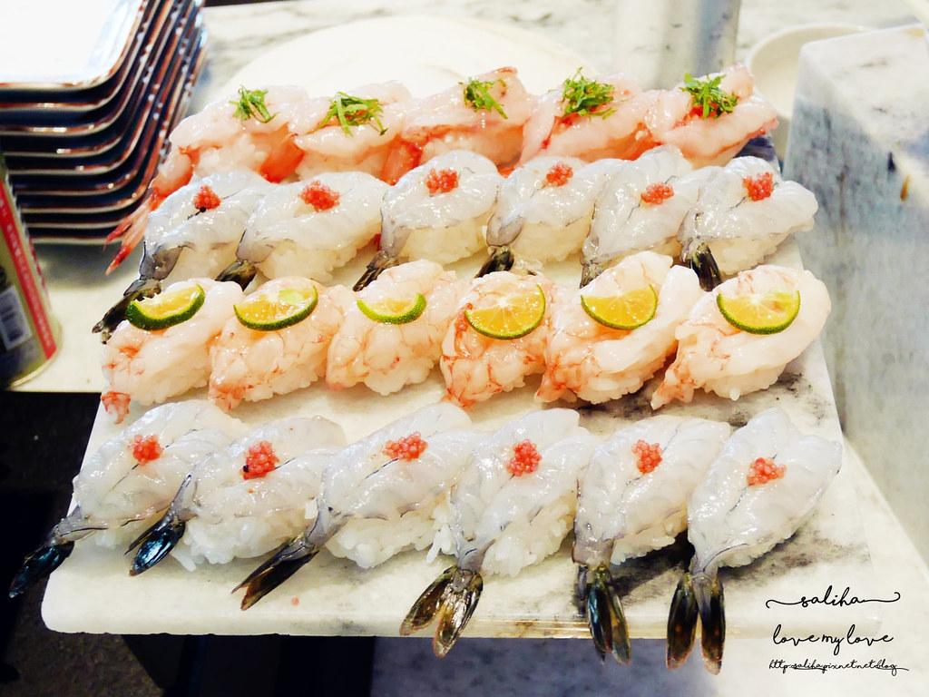 台北信義區饗饗INPARADISE海鮮百匯buffet自助餐吃到飽 (6)