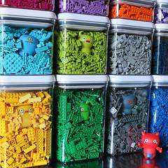 554 LEGOS + ?