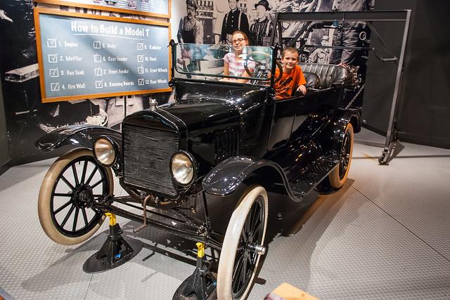 Fully Built Model T