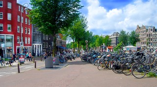 The Bicycles of Amsterdam