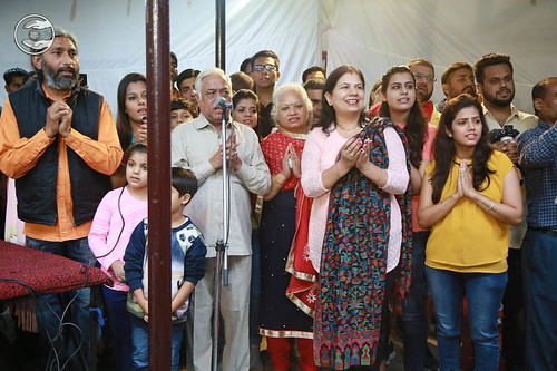Devotional song by devotee from Ludhiana, Punjab