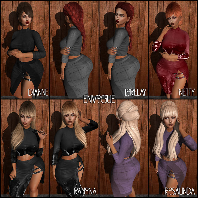 enVOGUE - Hair Fair 2017