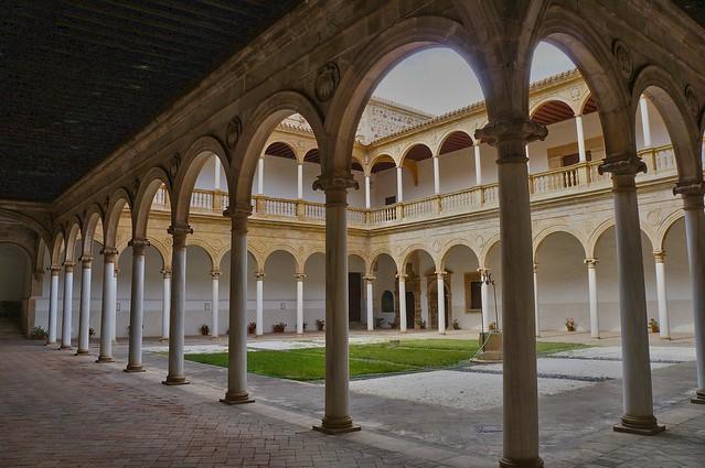 Convento de la Asunción Calatrava, en Almagro ( Ciudad Real) ( explore 2014.07.14 )