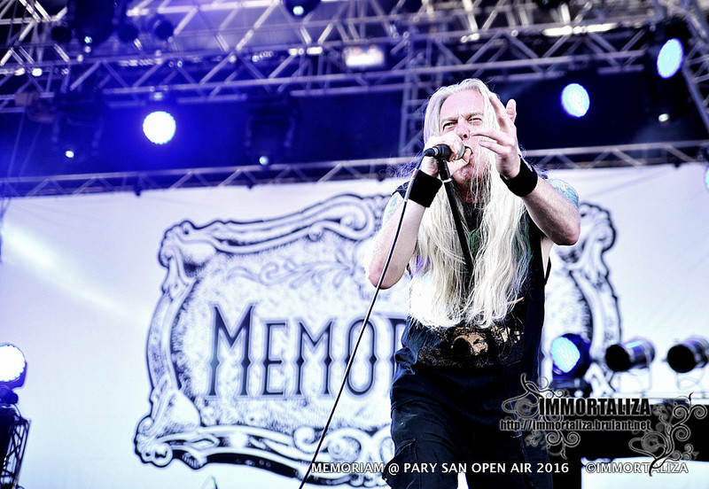 MEMORIAM @ PARTY SAN OPEN AIR 2016 Metal Open Air Schlotheim - Germany 35814398500_90cd9defdd_c