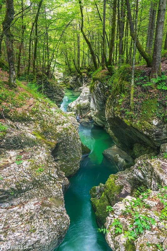 Gorge - Triglav National Park