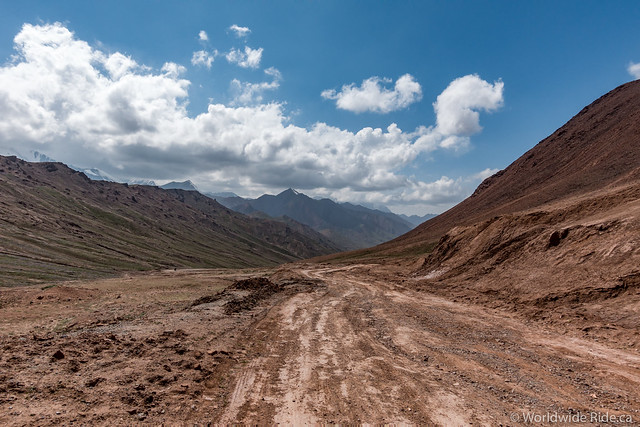 Tajik Kyrgy Border-14