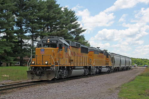 UP 1132 West Wyeville LTS-71 7/8/2017