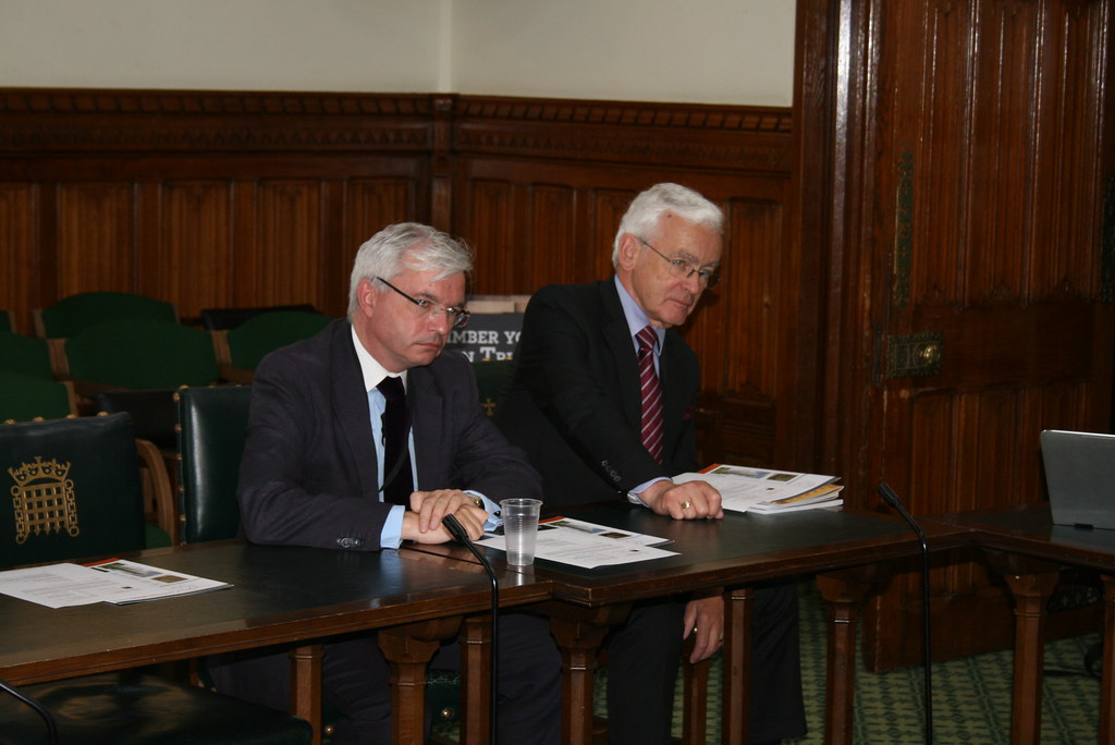 Mark Menzies MP and Martin Vickers MP