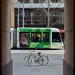 Bike and tram