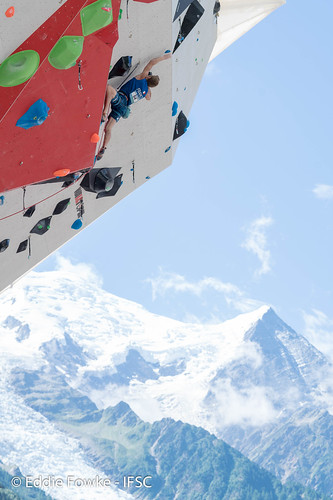 IFSC World Cup Chamonix 2017