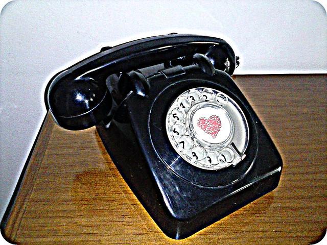 Quando o telefone toca...