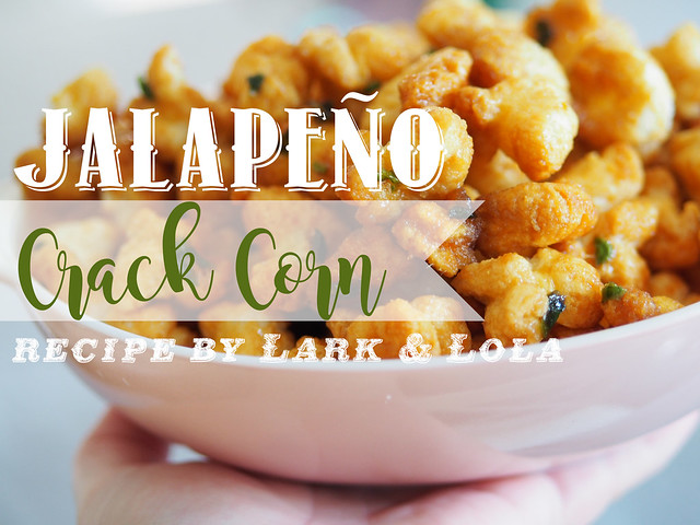 Jalapeno Crack Corn