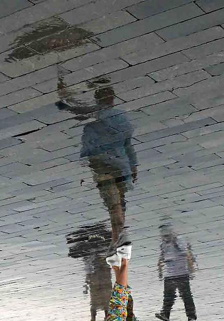 The artist of rain