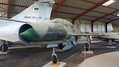 23+94 MiG-21 Montelimar 20-5-17