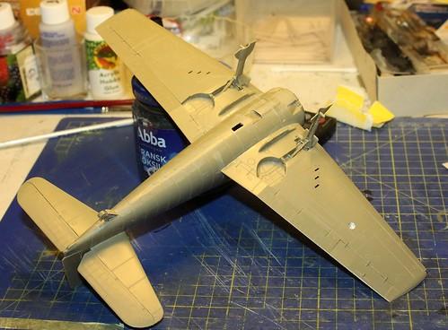 """Grumman F6F-3 Hellcat, """"Vit 19 Vraciu"""", Eduard 1/48 - Sida 2 35901601680_55c02e2c63"""