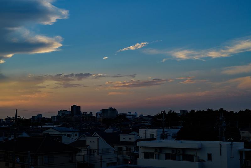 One summer evening