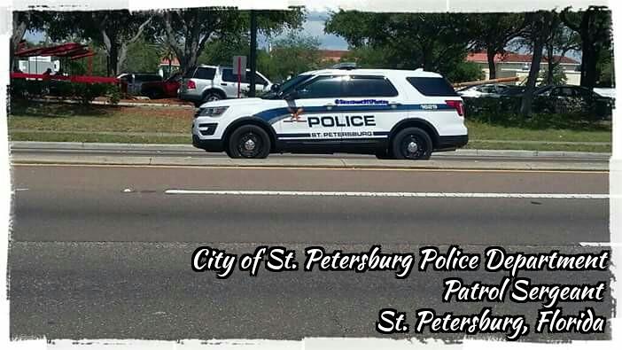 St  Petersburg Police Department Patrol Supervisor | Flickr