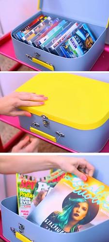 DIY Life Hacks & Crafts : Mini Suitcases Make Great Storage Displays | Easy Spring Cleaning Tips and Trick...https://diypick.com/lifehacks/diy-life-hacks-crafts-mini-suitcases-make-great-storage-displays-easy-spring-cleaning-tips-and-trick/