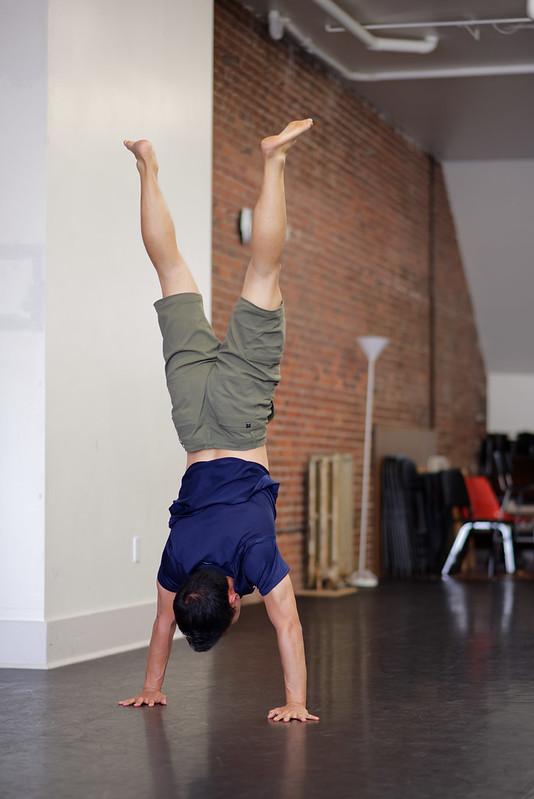 John T. Ying Dance/Yoga/Workout Workshop