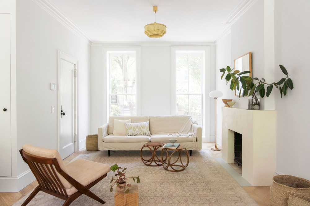 Simple Brooklyn Townhouse