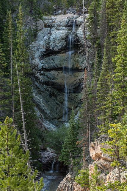 Un-named Waterfall, Nikon D7100, AF-S DX Nikkor 18-140mm f/3.5-5.6G ED VR
