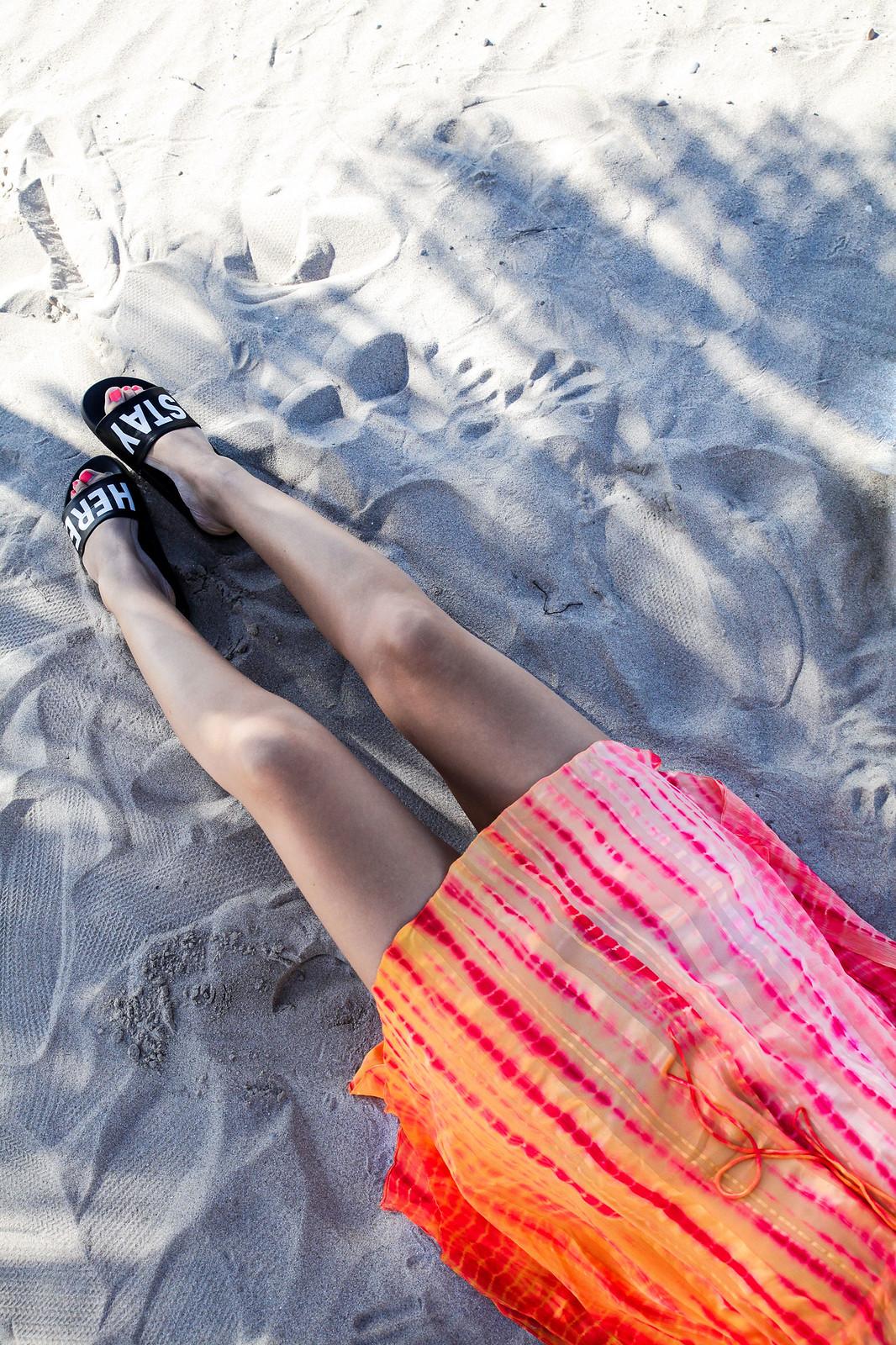 DEGRADE SUMMER DRESS SHA CHA