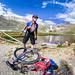 uOC1A5105--Unicyle at Summit Lake. by reid.neureiter