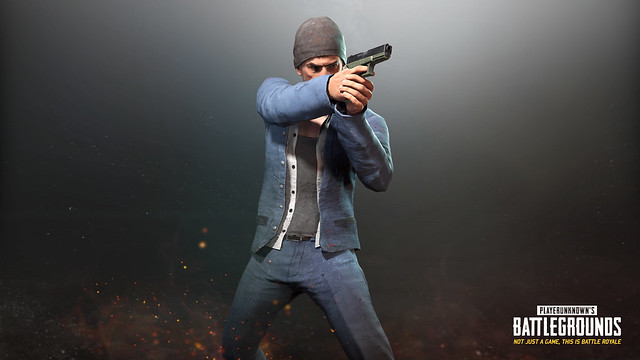 PlayerUnknown's Battlegrounds - Battle Royale Update